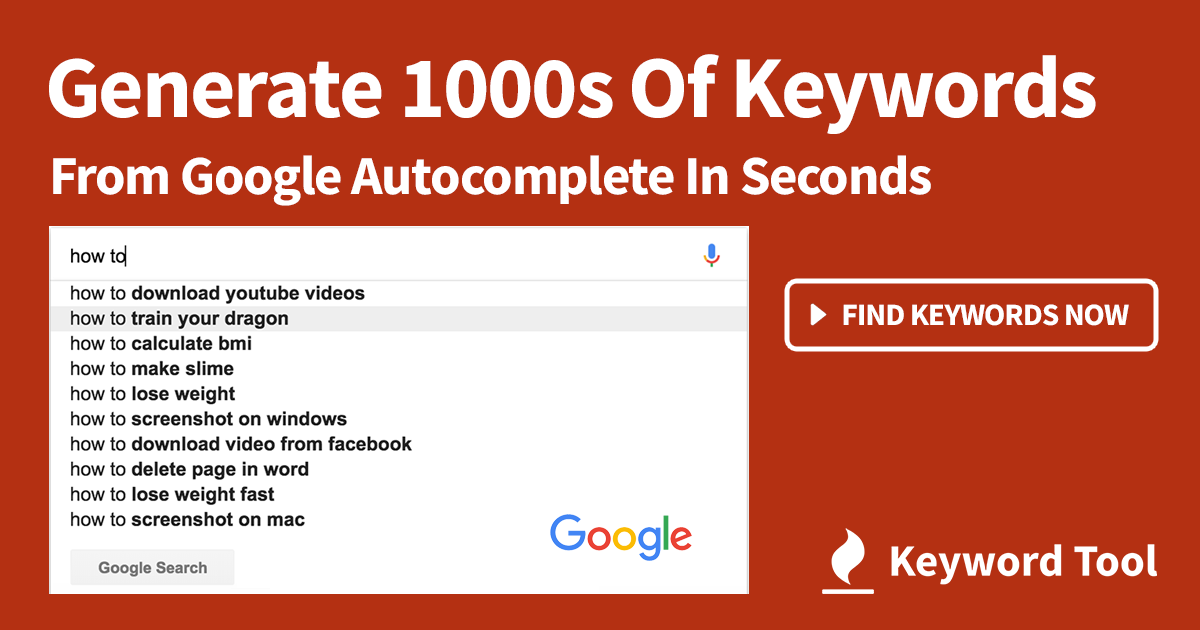 Where Do Keyword Research Tools Get Google Search Data ...